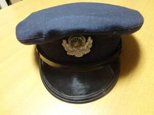 日本国有鉄道 国鉄 制帽 45年度 3号形 帽子
