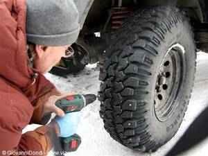* ultimate stud nails the best grip studded snow tire #1500..