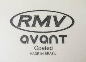 ◆◆ RMVヘッド アバントコーテッド PPS142514インチ、マッフルリングミュート仕様です。スネア用にお勧め!
