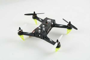 AquaPC★S250Q Carbon Fiber CC3D Motor ESC PDB Comb Kit★
