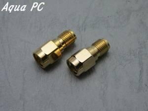AquaPC★SMA Female To RP-SMA Male Adapter 変換★235