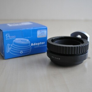 B4(2/3 type )ENG mount lens - micro four sa-z adaptor
