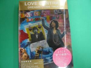 新品!DREAMS COME TRUE/LOVE CENTRAL限定盤