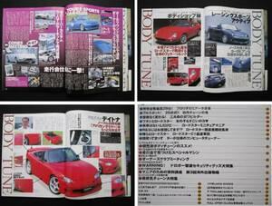 ロード&スター ● 007 トヨタ2000GT ボンドカー フェラーリ 改造車 ロードスター NA ユーノスロードスター マツダロードスター
