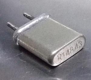 受信機 バンドクリスタル 148.43MHz [管理:KG-61]