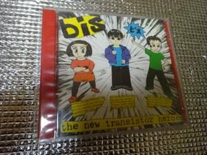 CD bis ビス New Transistor Heroes