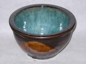 . Tsu .[ water lily pot (1 shaku )]