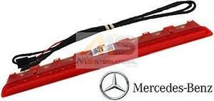 【M's】W219 ベンツ AMG CLSクラス(2005y-2010y)純正品 ハイマウントストップランプ//正規品 219-820-0156 CLS500 CLS550 CLS55 CLS63