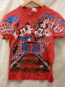 【キッズ】96年Warner Bros FREEZE Tシャツ☆USAワーナーキャラXS