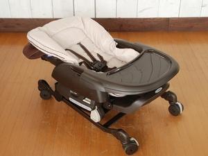 [Combi/ combination / baby hammock-chair / Nemulila / auto swing / electric cradle ]