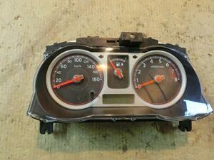ノート E11 スピードメーター タコメーター 速度計 177674㎞ 1U17A 純正