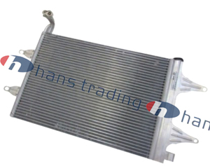 VW POLO ポロ 9N エアコンコンデンサー COOLXPERT製 OEM 新品 ACコンデンサー クーラーコンデンサー 6Q0-820-411K フォルクスワーゲン