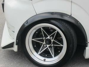 PCD100 4本セット エイトシックス タイヤセット 旧車