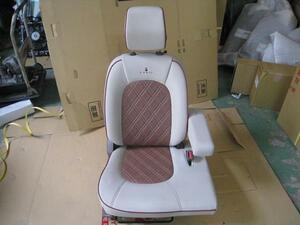 ラパン HE22S 運転席シート 右フロントシート 座席 イス 純正