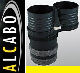 【M's】W222 W217 R217 ベンツ AMG Sクラス(13y-)ALCABO 高級 ドリンクホルダー(ブラック)//アルカボ カップホルダー AL-M315B ALM315B