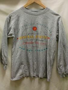 【キッズ】92年オーシャンパシフィックロングTシャツ☆OPサーフXS