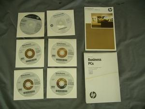 *HP стандартный восстановление -Windows8 Pro 64bit + Windows7 Professional SP1 32bit DVD комплект Elite8300 и т.п. соответствует * не использовался нераспечатанный товар *#06