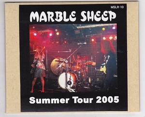 CD-R/MARBLE SHEEP / Summer Tour 2005