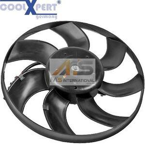 【M's】アウディ A1(8X) A3(8P)COOLEXPERT ラジエター 電動ファン/ラジエーター アディショナルファン ブロアファンモーター 1K0959455ES