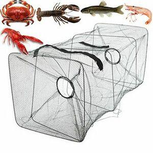 ■送料無料■フィッシング■魚捕り用網カゴ■漁具釣りにも♪■