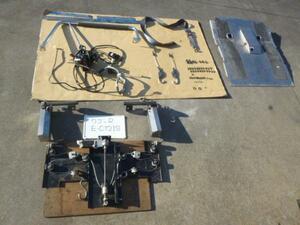 ワゴンR 9年 CT21S 福祉車両 車椅子固定金具一式 固定キット