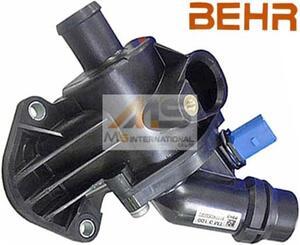 【M's】AUDI A4 S4 RS4 8E(B6/B7)BEHR HELLA サーモスタット OEM