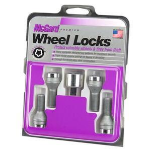 *  Блиц-цена  *  Mac охранник /McGard    диск  Lock  болт  BMW  Opel  VW/ хром   *  M12  x  P1.5 *