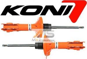 【M's】VW ヴェント ジェッタ2 KONI STR.T フロントショック L/R