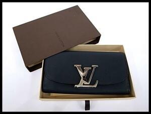 本物保証 ルイ・ヴィトン ポルトフォイユヴィヴィエンヌ M58405 コバルト / ヴォーカシミール 美品
