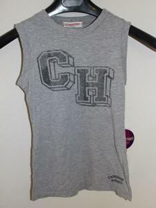 キャメロンハワイ Cameron Hawaii レディースノースリーブTシャツ グレーSサイズ 新品