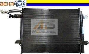 【M's】VW GOLF TOURAN(1T)BEHR_HELLA製 エアコンコンデンサー// ゴルフ トゥーラン 純正OEM ACコンデンサー 1T0-820-411E 1T0820411E