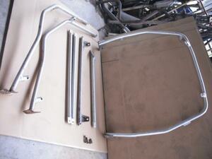 [A217]KP61.4KU, Starlet,3 door, aluminium,6 point type roll bar, front tower bar,7^z