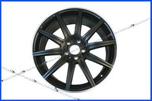 ベンツ Eクラス W212 E63AMG 後期 10スポーク マットブラック ホイール/純正品 正規品 新品 1台分 AMG ホイール 19インチ ※要在庫確認