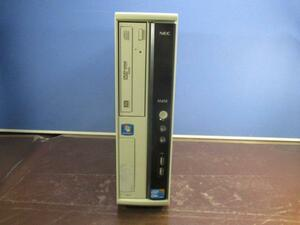 NEC Mate MJ32LL-B/Corei3 3.20GHz/2G/160G/DVDマルチ