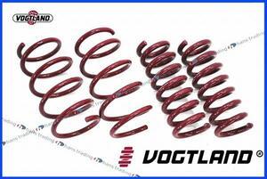 フォクトランド VW ゴルフ4 ワゴン ダウンサス 新品