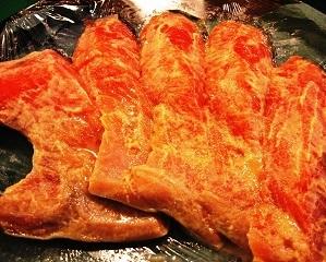 美味逸品!自家製 『北洋産紅鮭の西京味噌漬』5切れ入(税込)
