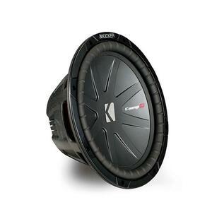 * USA Audio *  ...  автомобиль  Kicker CompR12 40CWR12 30cm 2Ω DVC Max.1000W  *  гарантия  *  Налог включен