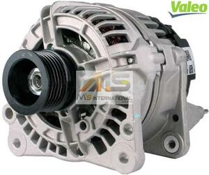 【M's】VW POLO(9N)/LUPO(6E/6X)VALEO オルタネーター14V(110A)//純正OEM ダイナモ フォルクスワーゲン ポロ ルポ 036903018BX 439511
