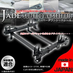 Новый товар   ...  Сиденье  рельс   Suzuki   Swift  спорт  ZC33S  место водителя  STD тип   двойной  Lock  S080RD  Япония  произведено   Recaro  и т.д.