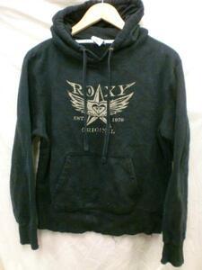 【210212】【SALE】ROXYプリントパーカー☆クイックシルバーブラックSM