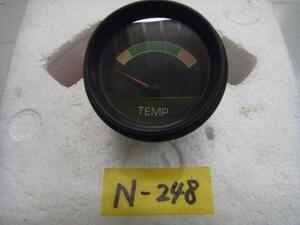 N248 メーカー不明 TEMPメーター 中古品