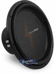 * USA Audio *  ... PrecisionPower (PPI) Phantom  серия  PH.15 38cm  *  рейтинг: 900W *  гарантия  *  Налог включен