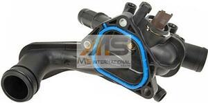 【M's】R55 R56 R57 R58 R59 R60 BMW ミニ(直4)サーモスタット//MINI N12 N14 N16 ※カプラー2ピン/形状変更タイプ 1153-7534-521