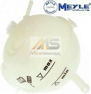 【M's】アウディ A1(2010y-)MEYLE製 エクスパンションタンク//優良社外品 ラジエーターサブタンク ラジエターサブタンク 6Q0-121-407B