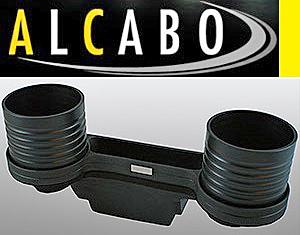 【M's】W204 ベンツ AMG Cクラス(2007y-2013y)ALCABO 高級 ドリンクホルダー(ブラック)//アルカボ カップホルダーAL-M311B ALM311B