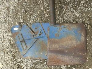 トラクター用 片培土器(小川式)