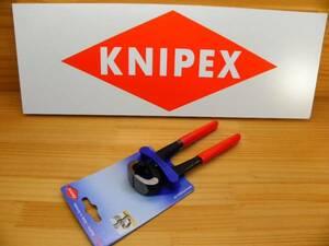 クニペックス 5001-160 ヤットコ 喰い切り KNIPEX カーペンター