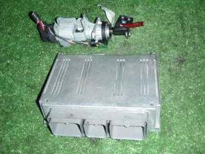 1LNSM86 Lincoln LS engine computer - key immobilizer SET261236JJ