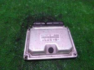 1JAUM Golf 4 GTI engine computer -06A 906 032KD 261135JJ