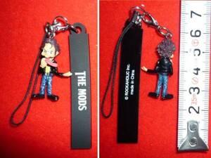 THE MODS/ The moz[ forest mountain ..[30 STRIKES] figure strap ] north .. one /. tree ../ Sasaki .(SHU)/30 STRIKES Tour goods / new goods